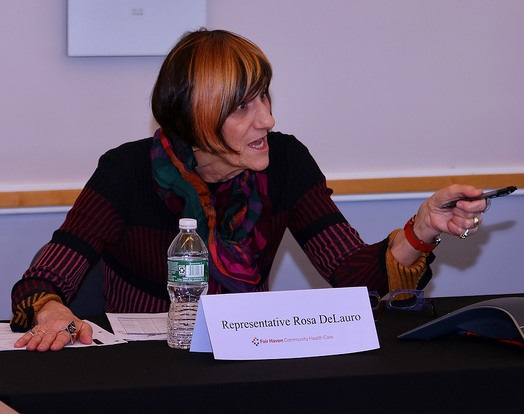 Rosa DeLauro: Failure to fund community health centers plays politics with people's lives