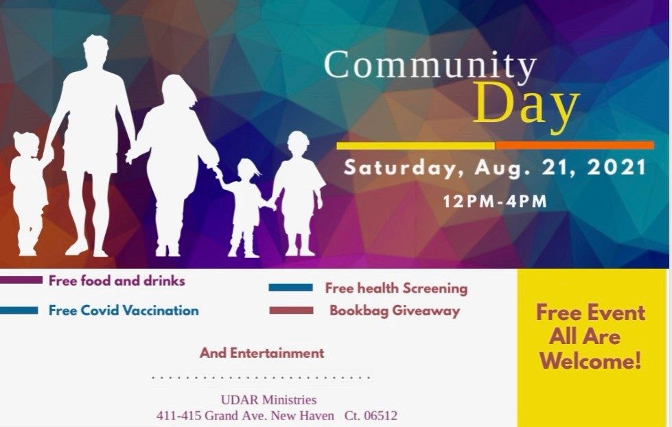 FREE Community Day – Sat. 08/21